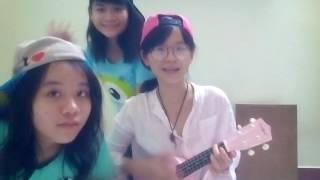 Sủng ái cover ukulele