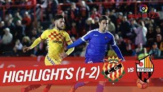 Resumen de Nàstic vs CF Reus (1-2)