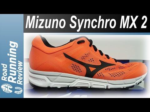mizuno synchro mx review used