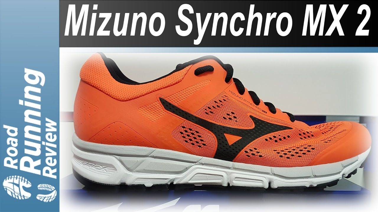mizuno synchro mx 2 review que es nueva