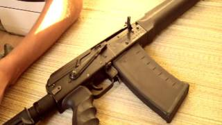 Обзор гладкоствольного ружья Сайга-410К