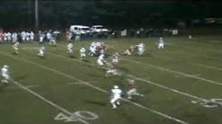 2009 Matt Mancino Senior Year Football Highlight Film