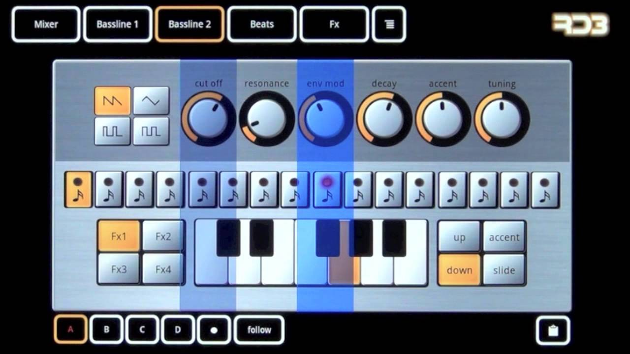 mikrosonic rd3 groovebox