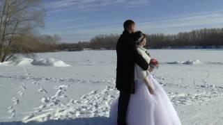 Свадебный день Алексея и Светланы 17 февраля 2017 года