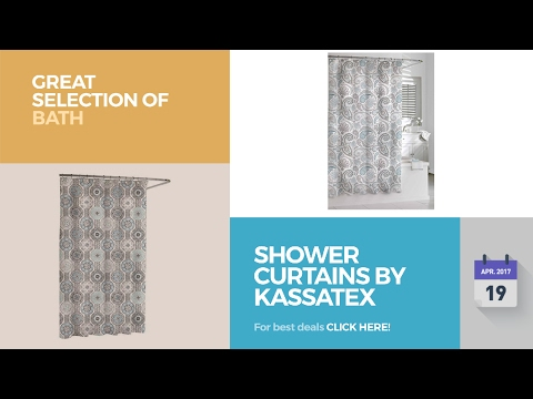 Shower Curtains By Kassatex Great Selection Of Bath Products