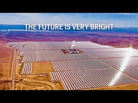 How Many Solar Panels Could Power All of Planet Earth?