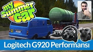 My Summer Car - Logitech G920 İncelemesi / Ayarlar / Performans