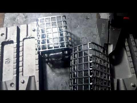 Запускаю производство сетки для фидерных кормушек 0.6 и 0.8 толщина