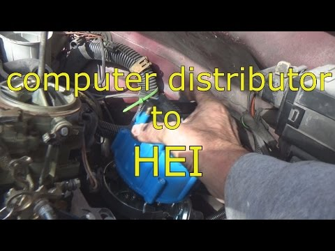 HEI changeover from computer distributor