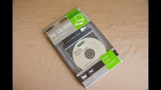 Чистящий диск для CD DVD приводов, проигрывателей (Vivanco)