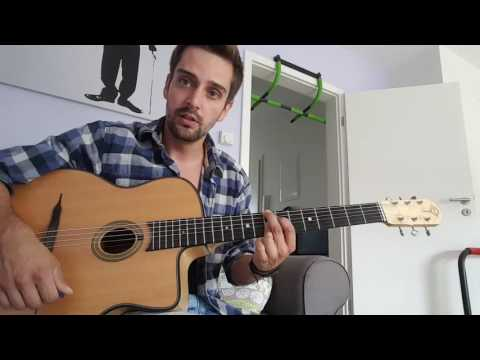 proper gypsy jazz chords to