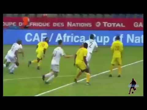 أهداف مباراة المنتخب الوطني الجزائري 2 - 2  زيمبابوي من كأس أمم إفريقيا 2017 بالغابون
