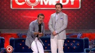 Comedy Club- дуэт имени Чехова.Контрактная армия Украины