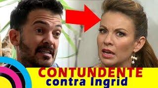 Fernando del Solar hace CONTUNDENTES DECLARACIONES contra Ingrid Coronado y LA DESMIENTE (video)