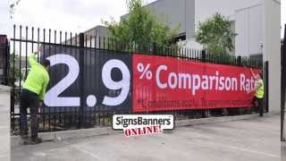 Wow! Amazing Work By Signs Banners Online