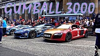 Gumball 3000: Welcome to CRAZY Edinburgh