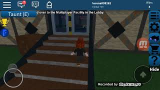 Oba Floood water Escape from ROBLOX