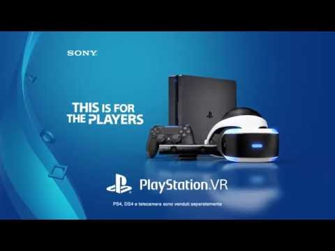 Come collegare PlayStation VR a PS4