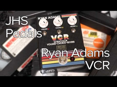 100d4471297 JHS Pedals VCR Ryan Adams - Volume Chorus Reverb Pedal Review   Demo  (Stompbox Saturday
