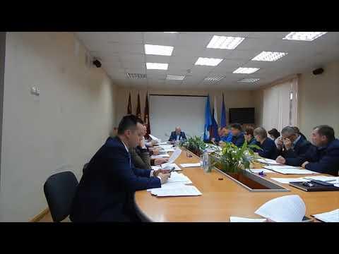 обсуждение доклада «О развитии физической культуры и спорта в Цильнинском районе».