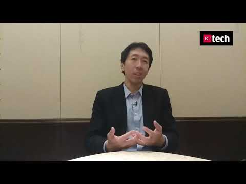 AI pioneer Andrew Ng explains what is deep learning & where is it making an impact