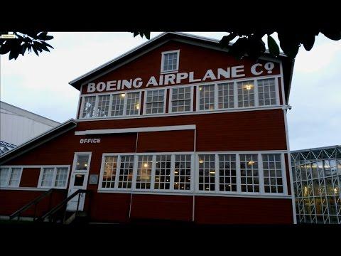 William E. Boeing Red Barn Museum