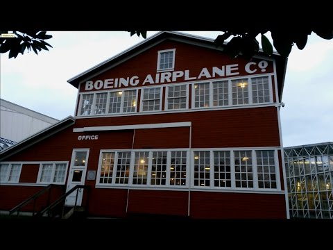William E. Boeing Red Barn Museum