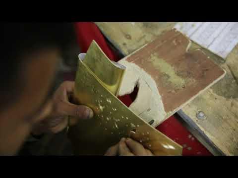 Orientalische Lampen Herstellungsprozess von l-artisan.de