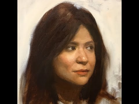 Realist Portrait Painting Process | Episode 2 Rendering Form