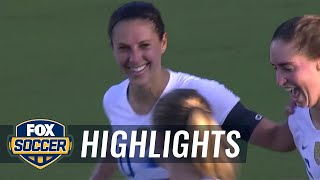 Lloyd completes her hat trick vs. Panama | 2018 CONCACAF Women's Championship