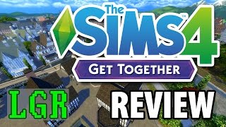 LGR - The Sims 4 Get Together Review