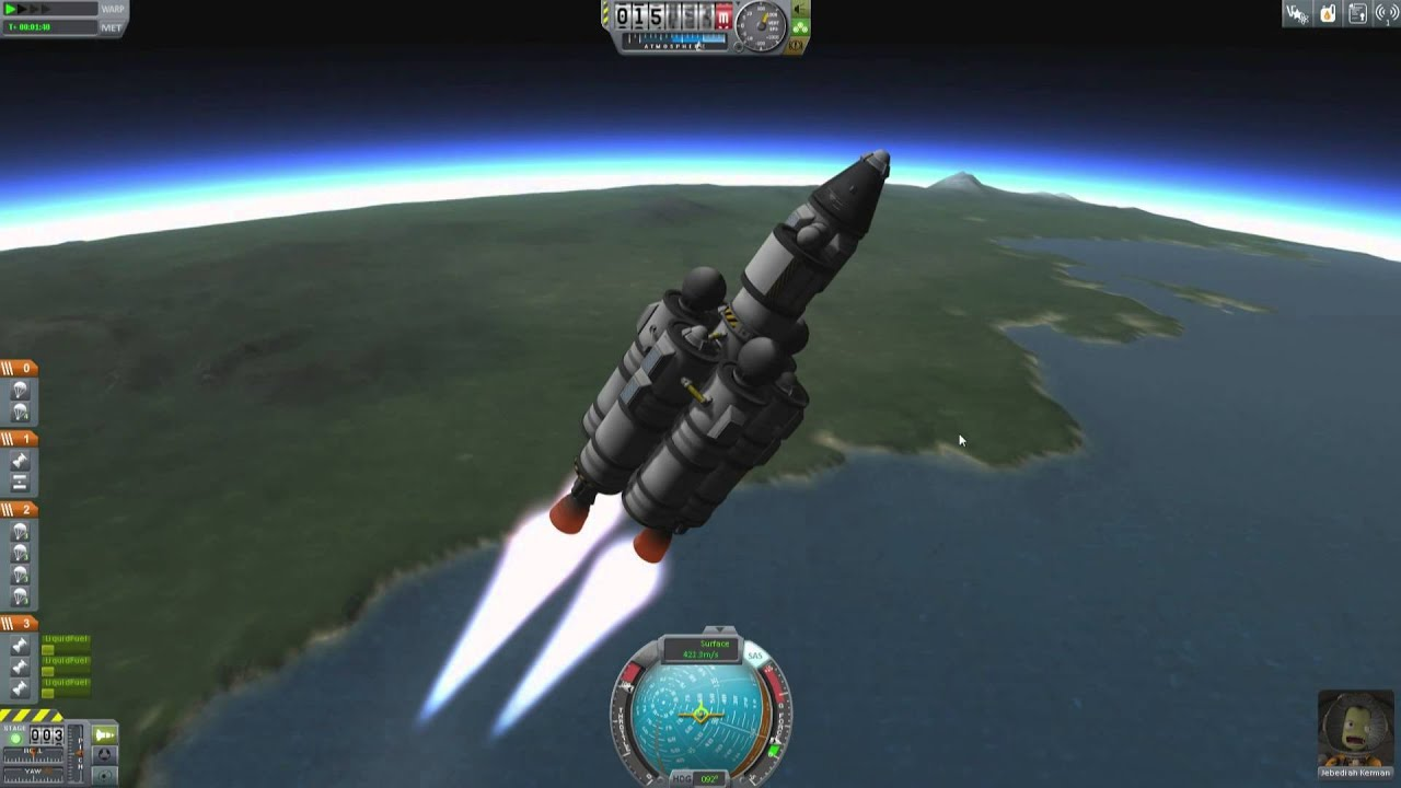 Kerbal Space Program - Recovery And Reuse Tutorial in ...