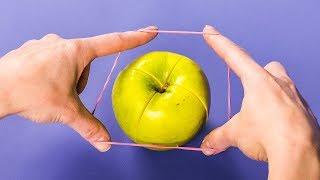 25 حيلة للخضار والفاكهة