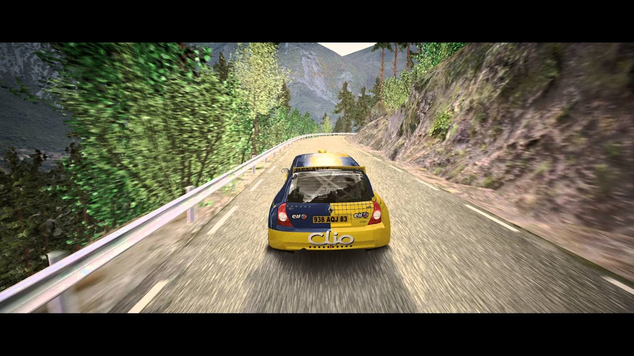 Assetto Corsa - S1600 Renault Clio MOD By Rally World