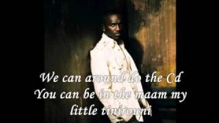Yalli Nassini   Akon and Melissa 2009  Song Lyrics  HQ
