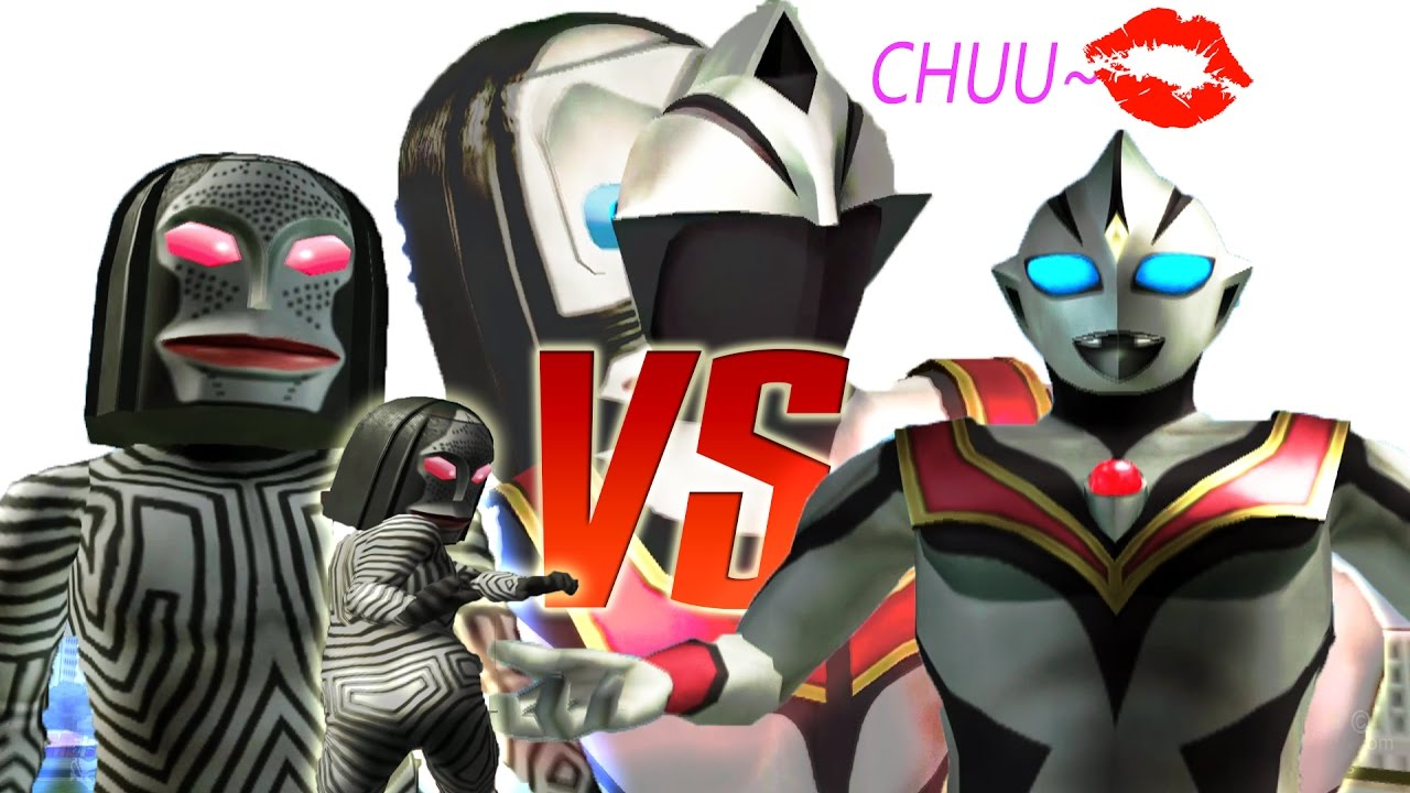 dada vs evil tiga play ウルトラマン fe3 ダダ vs イーヴィルティガ