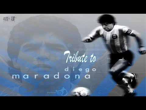 Tribute To Legend Diego Maradona   Moments Impossible To Forget   Alan Walker & Ruben – Heading Home