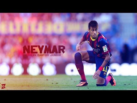 Neymar - Top 10 Goals - Top 10 Skills