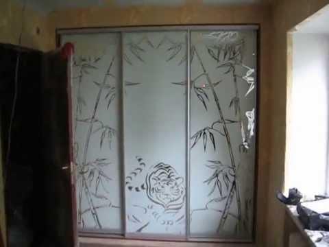 Гардеробная комната в хрущевке вместо кладовки | #шкафгардеробная #edblack