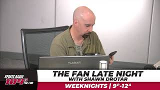 """Sports Radio 104.3 The Fan LIVE   """"The Best Broncos Opinions Never Stop Coming"""""""