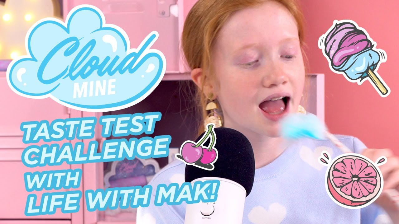 Asmr Taste Test Challenge With Life With Mak Petite N