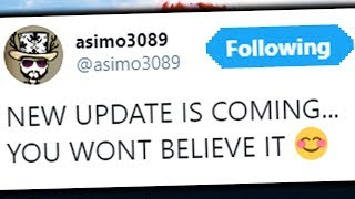 Asimo3089 Just REVEALED The NEXT JAILBREAK UPDATE... (Roblox Jailbreak)