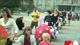 Парад колясок в Северодонецке