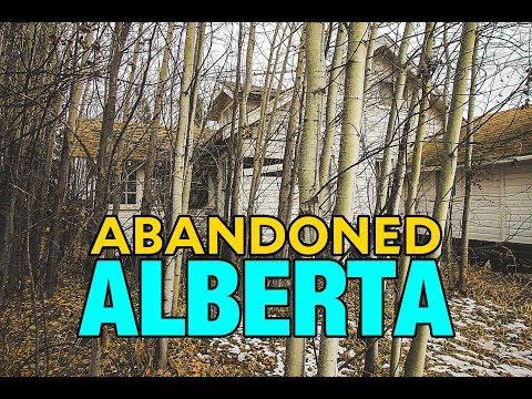 Lost Toys House-Urban Exploration Alberta (URBEX)