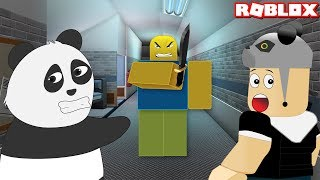 Who's the killer? Trying to Find Out!! - Roblox Murder Mystery 2 with Panda