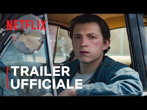 Le strade del male con Tom Holland e Robert Pattinson | Trailer ufficiale | Netflix Italia