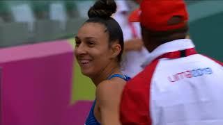 Jaleen Roberts Wins T37 100m, Sets Parapan American Record | Parapan American Games Lima 2019