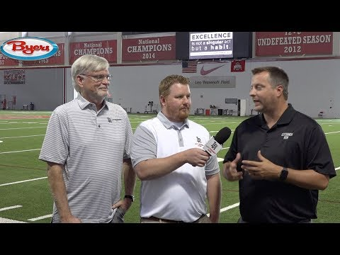 Lettermen Live: Assessing Ohio State at midpoint of training camp