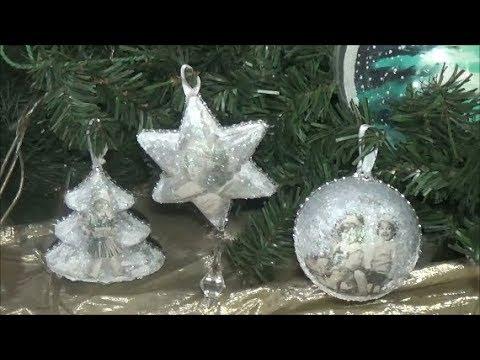 Diy Plexiglass Christmas Ornaments Mirror Effect Xristoygenniatika Stolidia Efe Toy Kaorefth