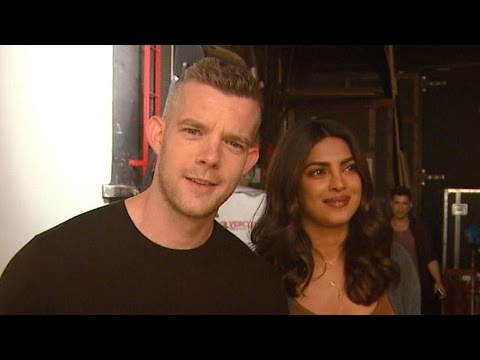 Inside 'Quantico' With Priyanka Chopra and Russell Tovey